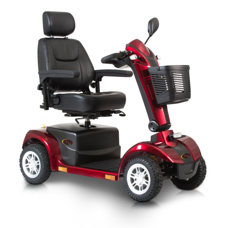 Pride Apex Spirit Plus Mobility Scooter Mobility